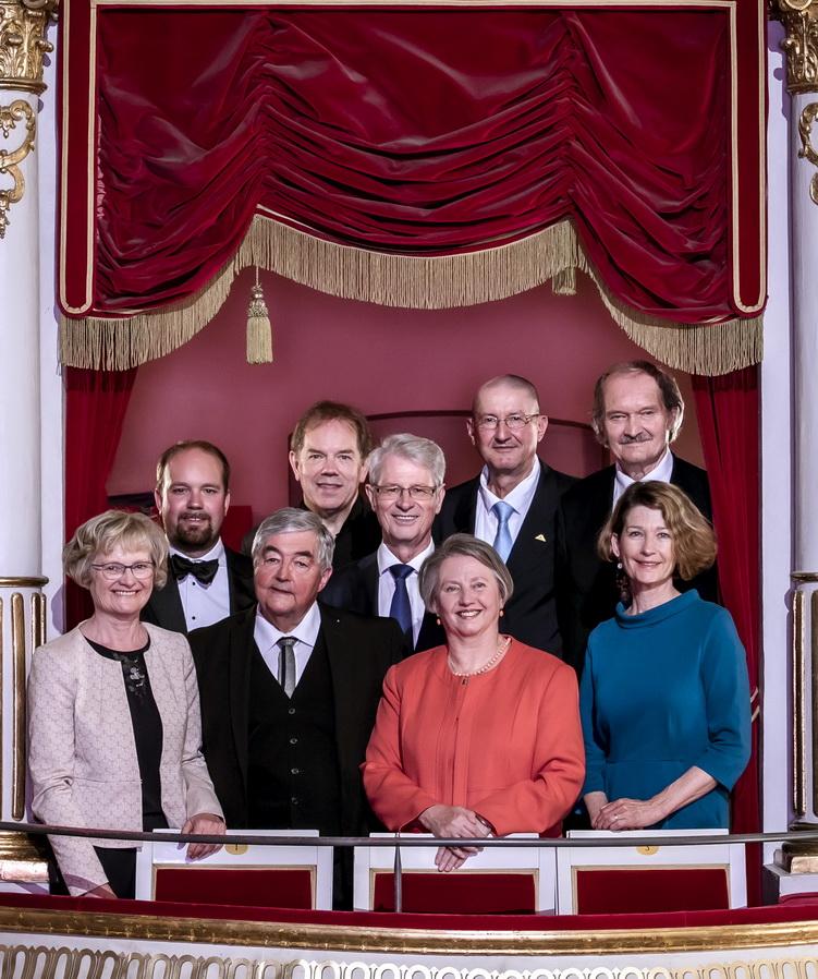 Vorstand Theaterfreunde