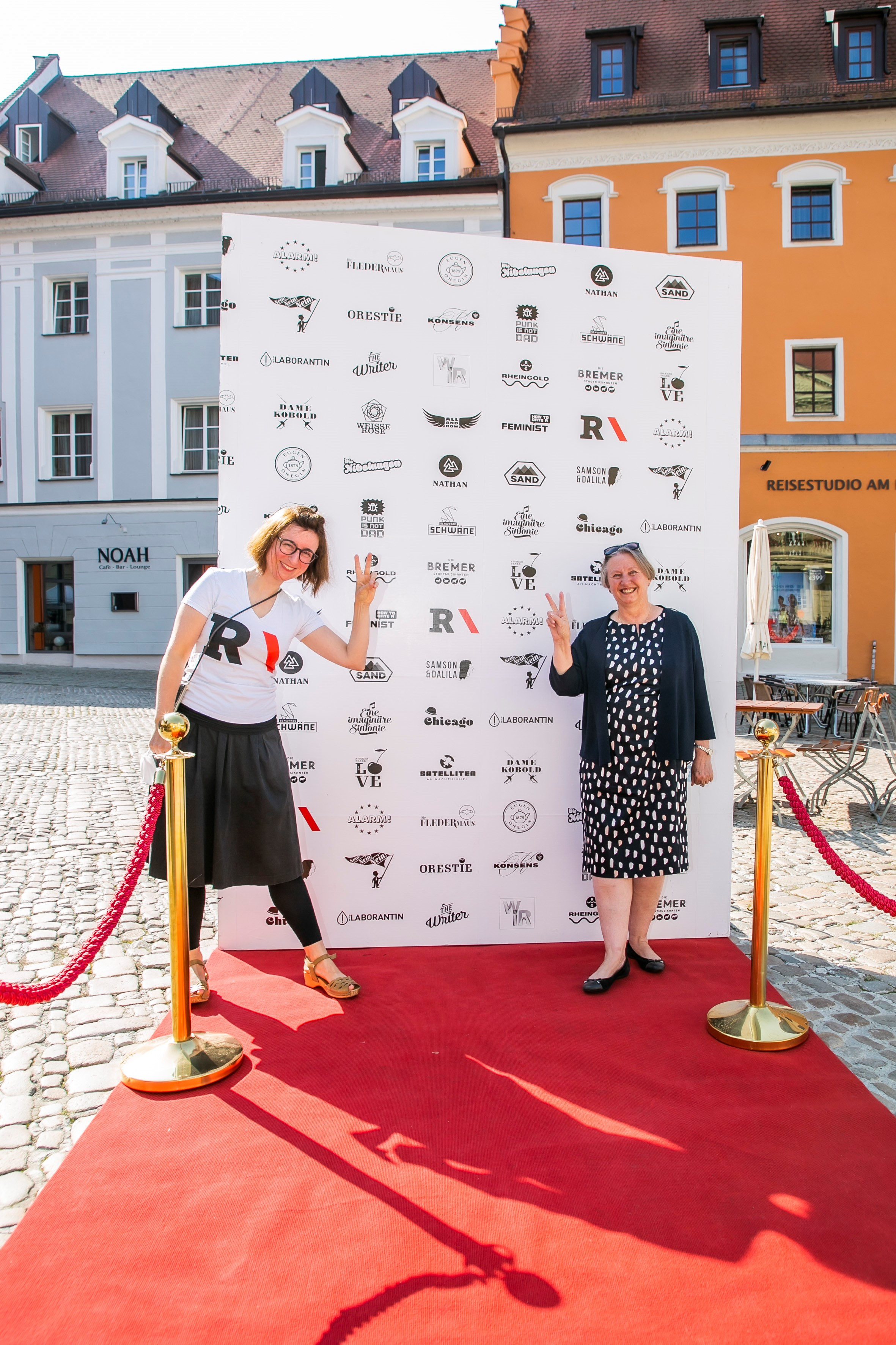 Willkommen in Regensburg - willkommen wieder im Theater!